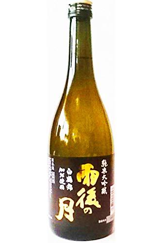 【日本酒/広島県/相原酒造】雨後の月 純米大吟醸 白鶴錦 720ml