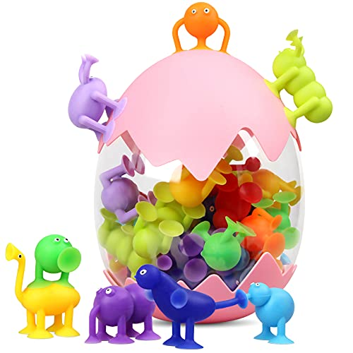 ZEIZRWK Suction Toys,36PCS Kids Suction Cup Toys...