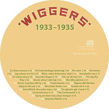 Den kompletta Wiggers 1933-1935