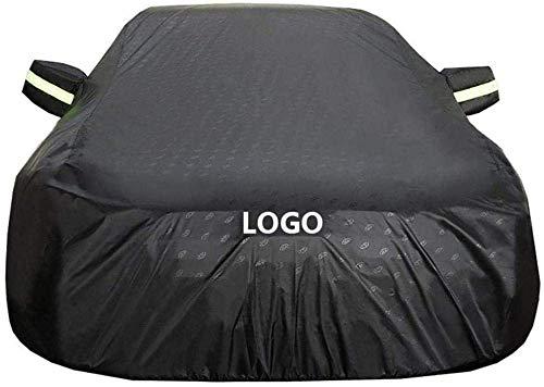 Kompatibel mit Autoabdeckung Nissan Juke/X-Trail/Qashqai/GTR / 370Z Spezial Oxford Tuch Allwetter Mobile Garage Outdoor Protect Autolack Plane Reflective Tape-Nissan_GTR