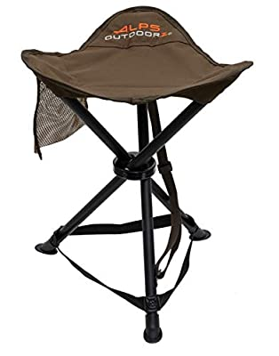 ALPS OutdoorZ Tri-Leg Hunting Stool, Coyote Brown