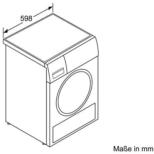 Bild 6: Bosch WTW87541 Serie 8