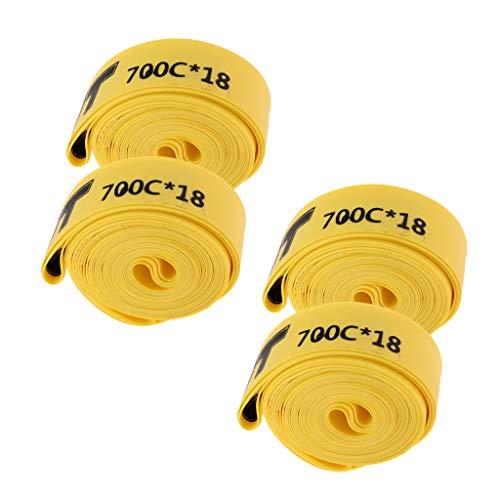 P Prettyia 4 Pcs de Banda de Repuesto Portátil Protección Completa contra...
