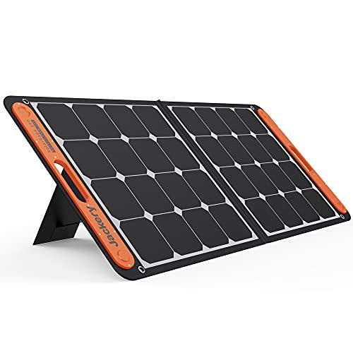Jackery Faltbares Solarpanel SolarSaga 100 - Solarmodul für Explorer...