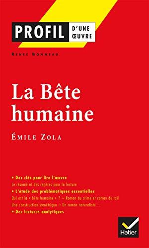 La Bête humaine, Emile Zola