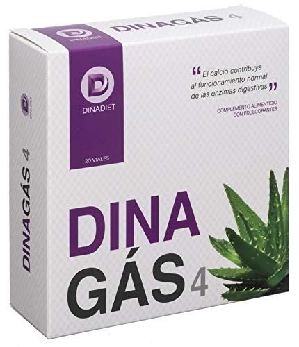Laboratorios Mahen DINAGAS 4 10 ml x 20 Viales
