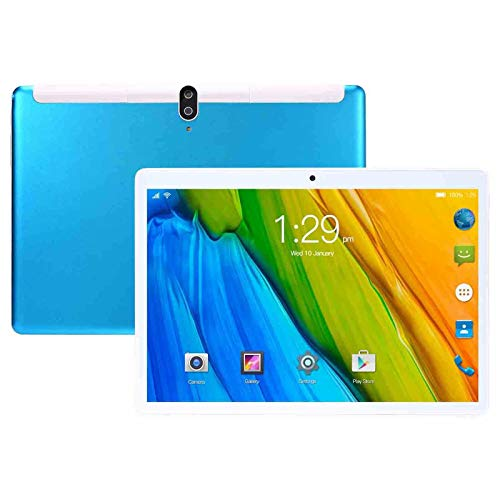 10.1 inch Android Tablet PC, 1GB RAM 16GB ROM,Octa-Core Processor,2.4-WIFI,Bluetooth,GMS Certified, GPS, IPS HD Display