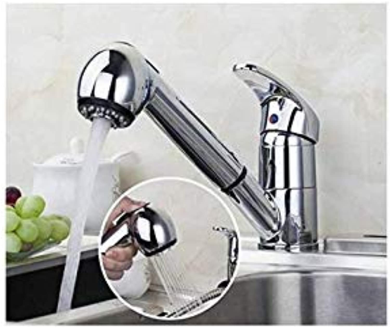 Basin Faucet Long Neck Chrome Single Handle Double Spout Kitchen Faucet Deck Mounted Kitchen Vessel Sink Mixer Tap