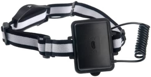 TINKSKY AT21 1.3MP CMOS Head-Band Type Outdoor Sports Action DV Camera with Microphone/TF Slot (Black)