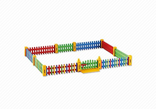Playmobil Fence Extension for Sunshine Preschool