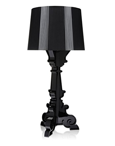 Kartell Bourgie - Iluminación, color negro