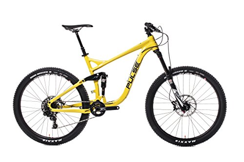 Allmountain MTB Pulse QRS 1 27.5 Travel 140 mm SRAM GX 1 x 11 Rock Shox – 150 mm