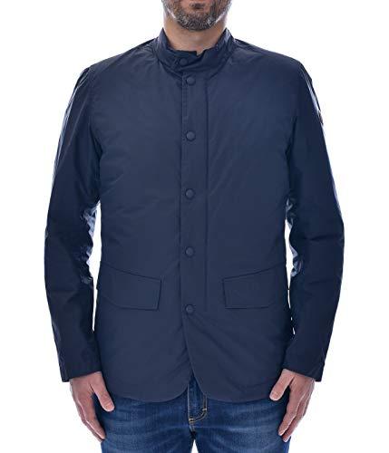 Colmar Giubbino Uomo Blu Jacket Piumino Leggero, 58