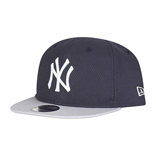 New Era 9Fifty Snapback Baby Cap - Diamond NY Yankees Navy