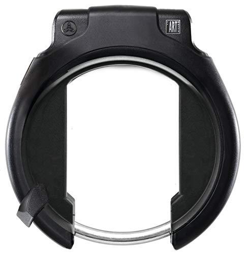 Trelock RS 453 Protect-O-Connect Balloon AZ Rahmenschloss, Black, One Size