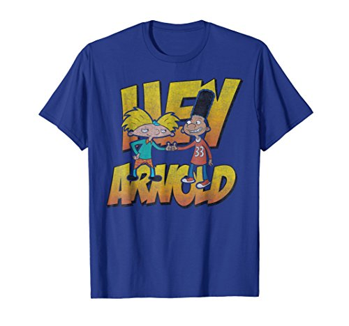 Nickelodeon Hey Arnold! Thumbs Up T-Shirt