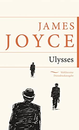 Ulysses (Anaconda Weltliteratur Dünndruckausgabe, Band 8)
