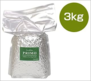 プリモ 無添加 ドッグフード ダイエット シニア PRIMO3kg