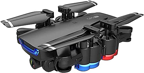 Daily Accessories Drone FPV RC Drone with 6K HD Camera Live Video 120deg Wide Angle WiFi Quadcopter with Gravity Sensor Voice Control Gesture Control Altitude Hold Headless Mode GPS