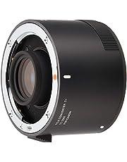 """Sigma 870954 Teleconvertitore Tc 2001, 2.0 x Af x Obbiettivo""""Sgv"""", Attacco Canon"""