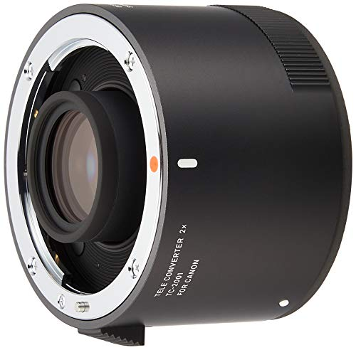 Sigma TC-2001 - Teleconvertidor (2X) para Canon