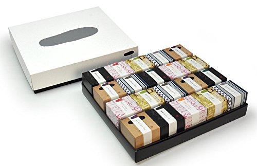 【麻布かりんと】 キューブ箱 20個セット