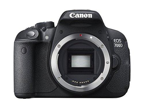 Canon EOS 700D Appareils Photo Numériques 18.5 Mpix (Reconditionné)