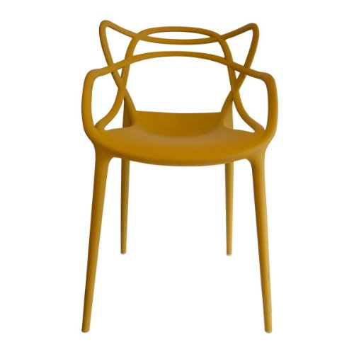 Kartell 586516 Chaise Masters (Moutarde)