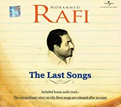 Mohammad Rafi The Last Songs