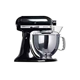 KitchenAid 5KSM150PSEGP - Robot de cocina, motor de 300 vatios, capacidad de 5 l, 10 velocidades, color ciruela (B0043DH8BO) | Amazon price tracker / tracking, Amazon price history charts, Amazon price watches, Amazon price drop alerts