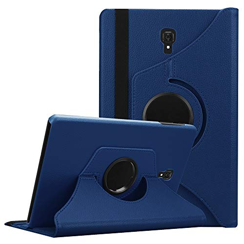 360° Rotating Case for Samsung Galaxy Tab A 10.5 2018 Leather Case for SM T590/T595 with Stand Function Protective Case