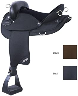 ABETTA Endurance Saddle w/Aire Grip