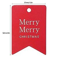 クリスマスの装飾 クリスマスツリーの装飾 クリスマスのペンダントの装飾 明るい色 使いやすい 家族 パーティー 誕生日パーティー クリスマスの装飾(Red flag)