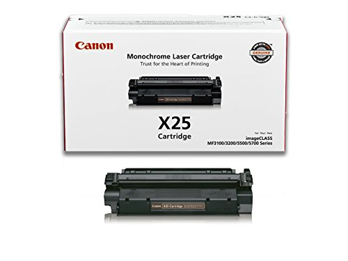 Top cannon x25 cartridge for 2020