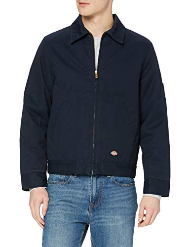 Dickies Tj15, Veste Homme, Bleu (Dark Navy DN), Large (Taille fabricant: Large)