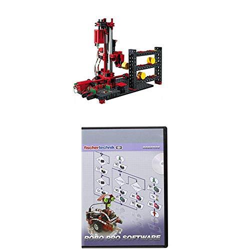 fischertechnik TXT Automation Robots + Software ROBO Pro (erforderlich)
