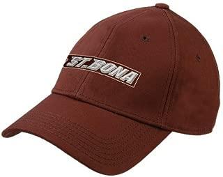St Bonaventure Brown Heavyweight Twill Pro Style Hat 'St. Bona'