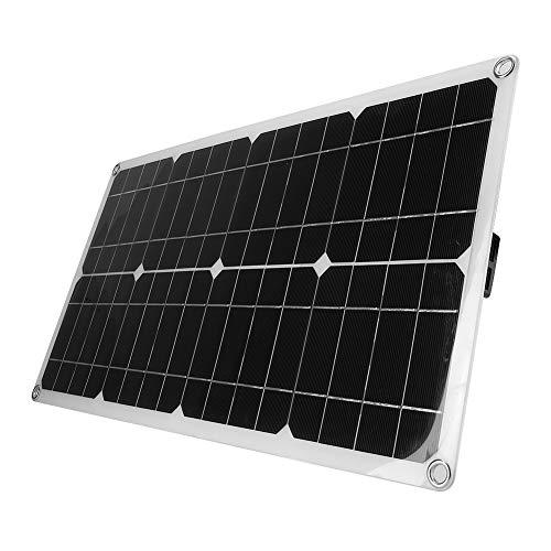 RBSD Panel de energía Solar, batería de Panel Solar ecológica, Profesional para cámaras de Seguridad de computadoras portátiles