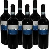 falanghina del sannio doc   aia dei colombi   confezione 6 bottiglie da 750 ml   vino italiano   campania   packaging esclusivo   idea regalo