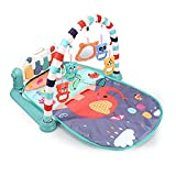 RONSHIN MeterMall Baby Fitness Play Mat Children's Rug Crawling Pad Playmat Music Infant