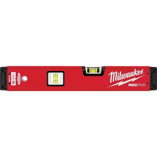 Milwaukee Electric Tool MLBX16 Beam Box Level, 16', Aluminium