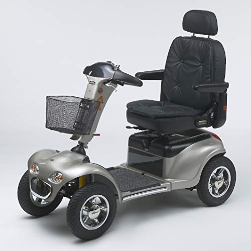 Elektromobil Shoprider® TE 889 XLS (15 km/h) Silber
