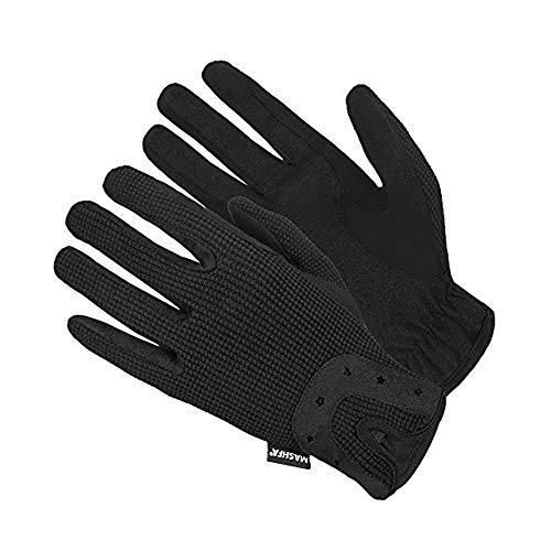 Mashfa Ladies Women Horse Equestrian Mitts Gloves