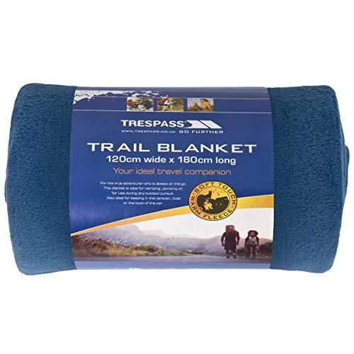 SNUGGLES Fleece Blanket Cobalt Each
