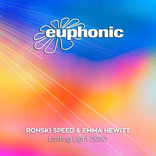 Ronski Speed & Emma Hewitt