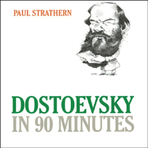 Dostoevsky in 90 Minutes audiobook cover art