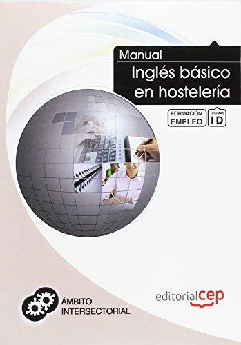 Manual Inglés básico hostelería. Formación empleo