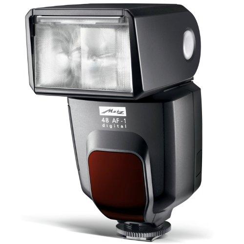 Metz MB 48 AF-1 digitales Blitzgerät für Canon