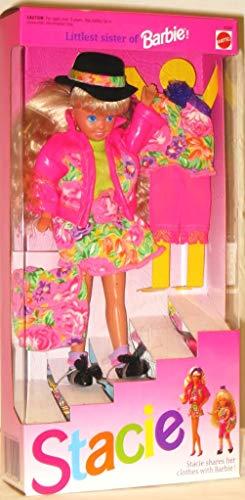 Stacie Doll, Littlest Sister of Barbie Doll (1991)