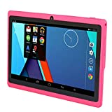 Shumo 7 Kids Tablet Android Quad Core Dual Camera WiFi Education Game Gift